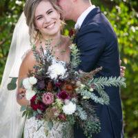 An Organic Bouquet Wedding