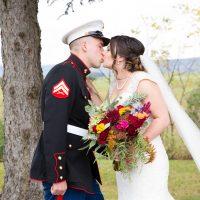An Autumn Inspired Wedding