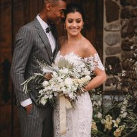 Springtime Winery Styled Shoot