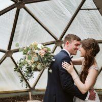 Whimsical Organic Farm Wedding