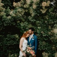 Outdoorsy Wedding with a Touch of Boho