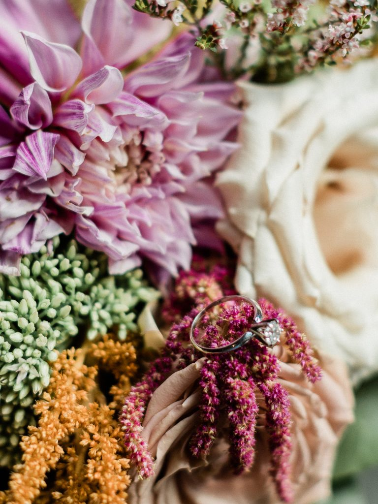 floral, boho, colorful, anthropologie-esque, marsala, pink, green, cream, gold, hint of raspberry, details.