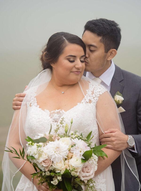 Lehigh Valley wedding, lehigh valley florist, romantic, simple, wine, burgundy, blush, cream, fall wedding, white and blush, ceremony.