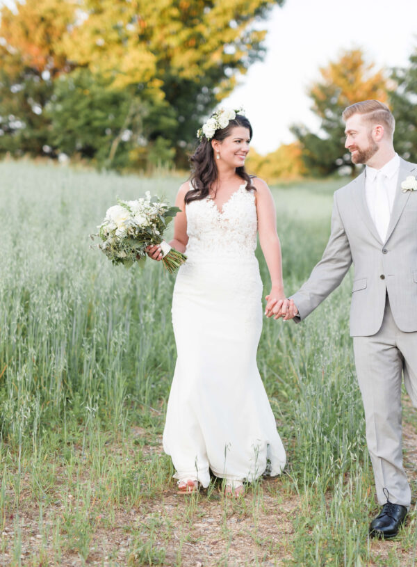 Lush, Organic, Botanical: A Summer Wedding Dream