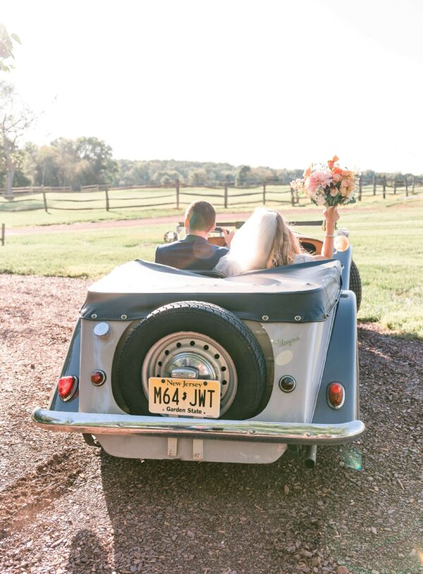 That Farm Chic Feel: Katie and Max's Fall Wedding