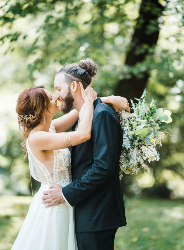 Ethereal Wildflower Wedding