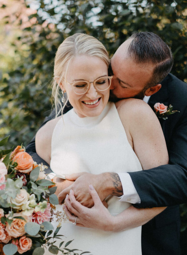 Intimate and Natural September Wedding at Glasbern Inn