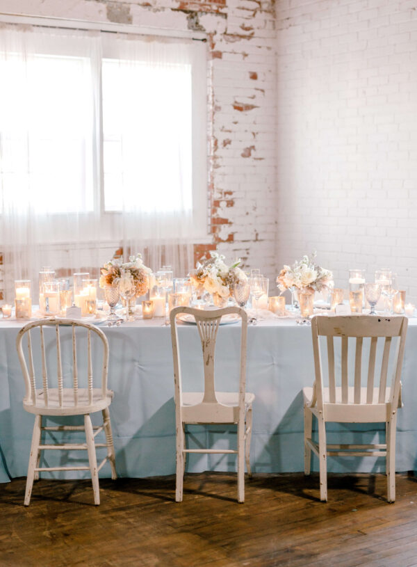 Creating Your Holiday Tablescape: Winter Wonderland